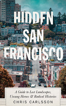 Hidden San Francisco book cover
